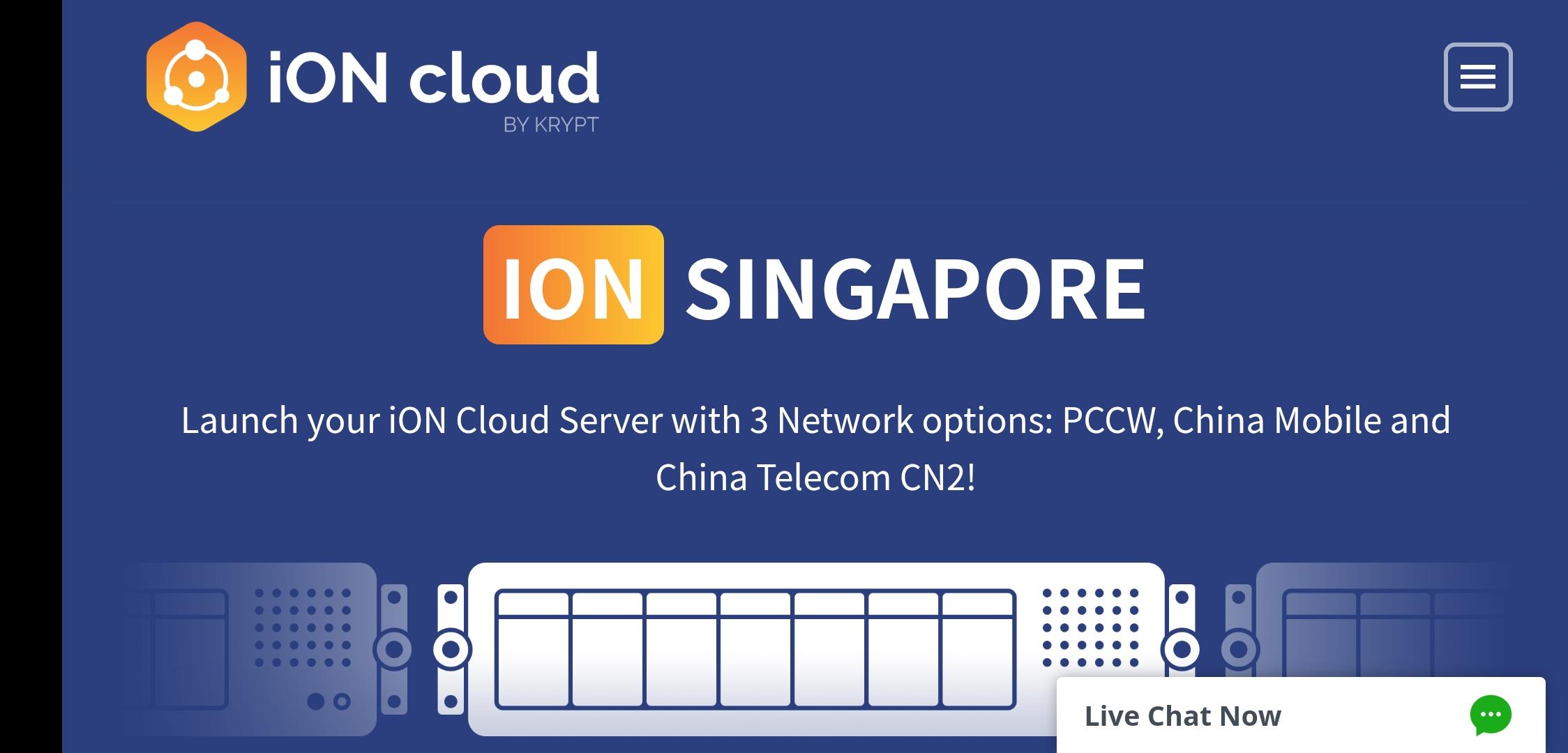 iON新加坡CN2限量优惠开始!